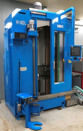 HRC HK-300-1400 Vertical Lathe, Polishing Machine